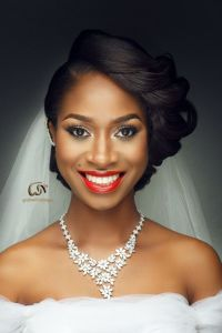 Bridal Hair African American - Google Search | Maya's Big ...