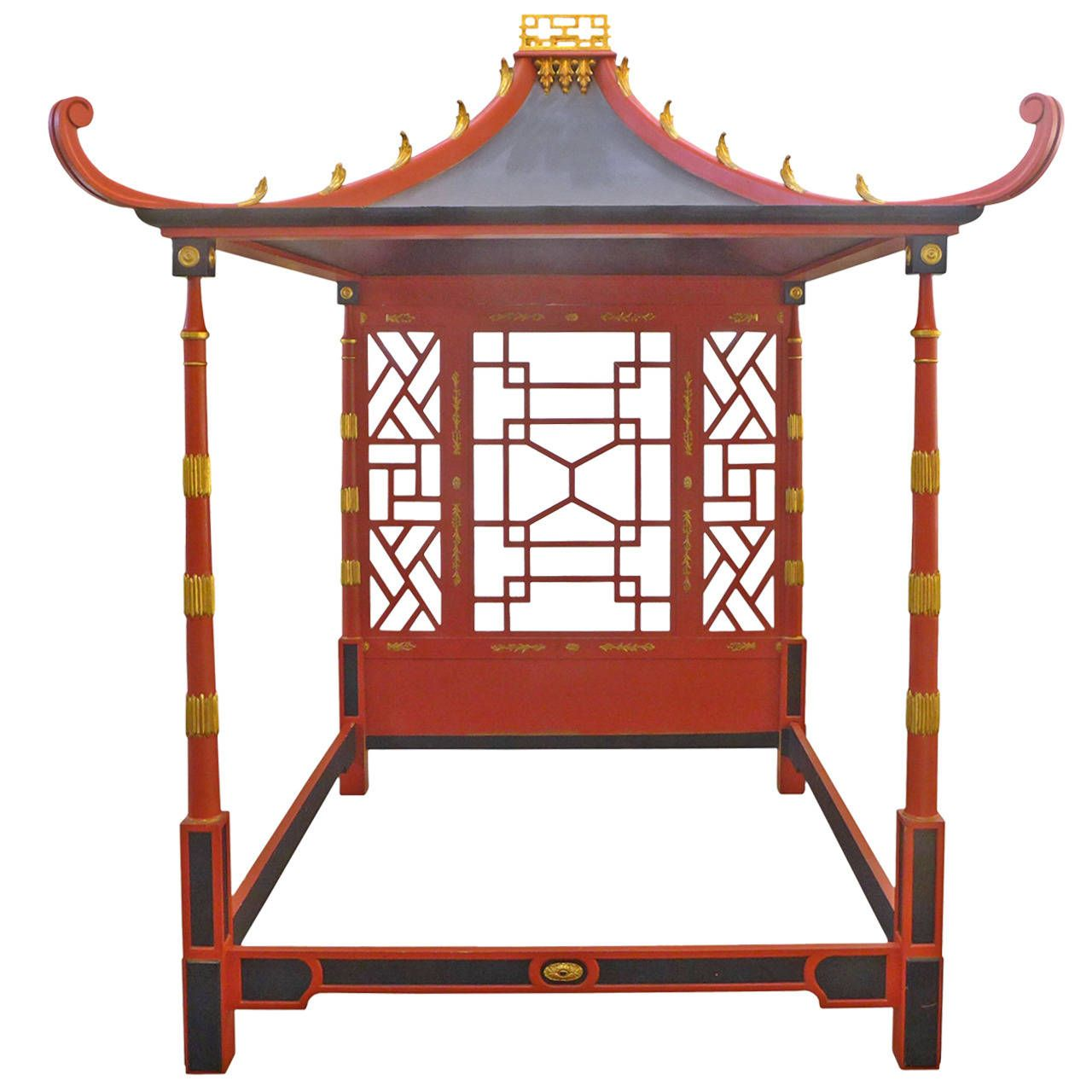 Japanese Canopy Bed Asian Canopy Bed And Interesting Platform Canopy Bed 15