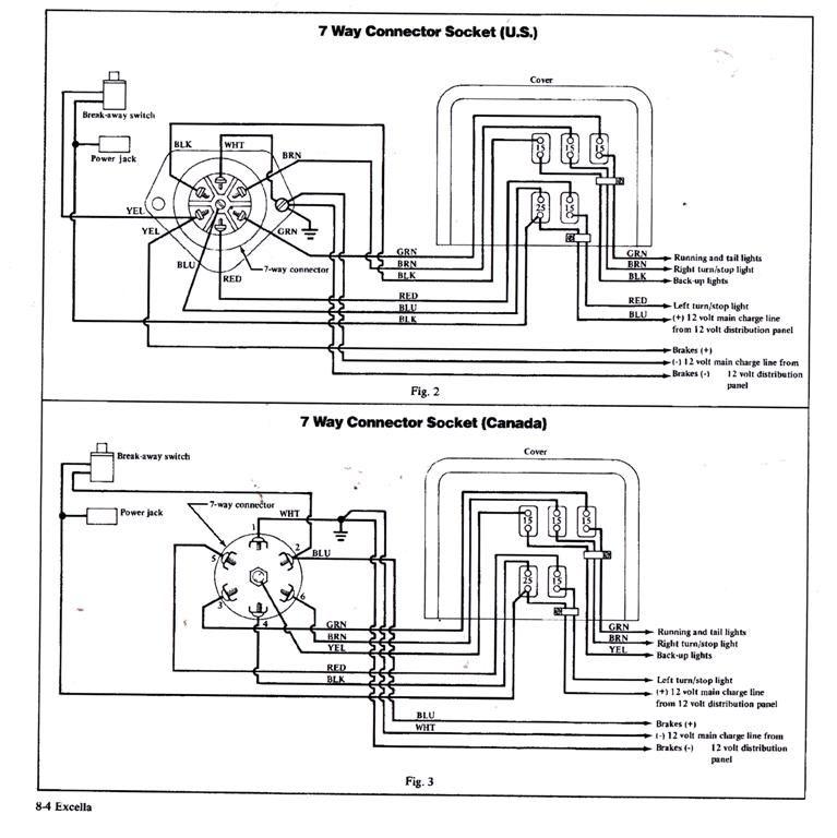 1973 airstream wiring diagram
