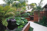 Tropical Home Garden Decoration | My House | Pinterest ...