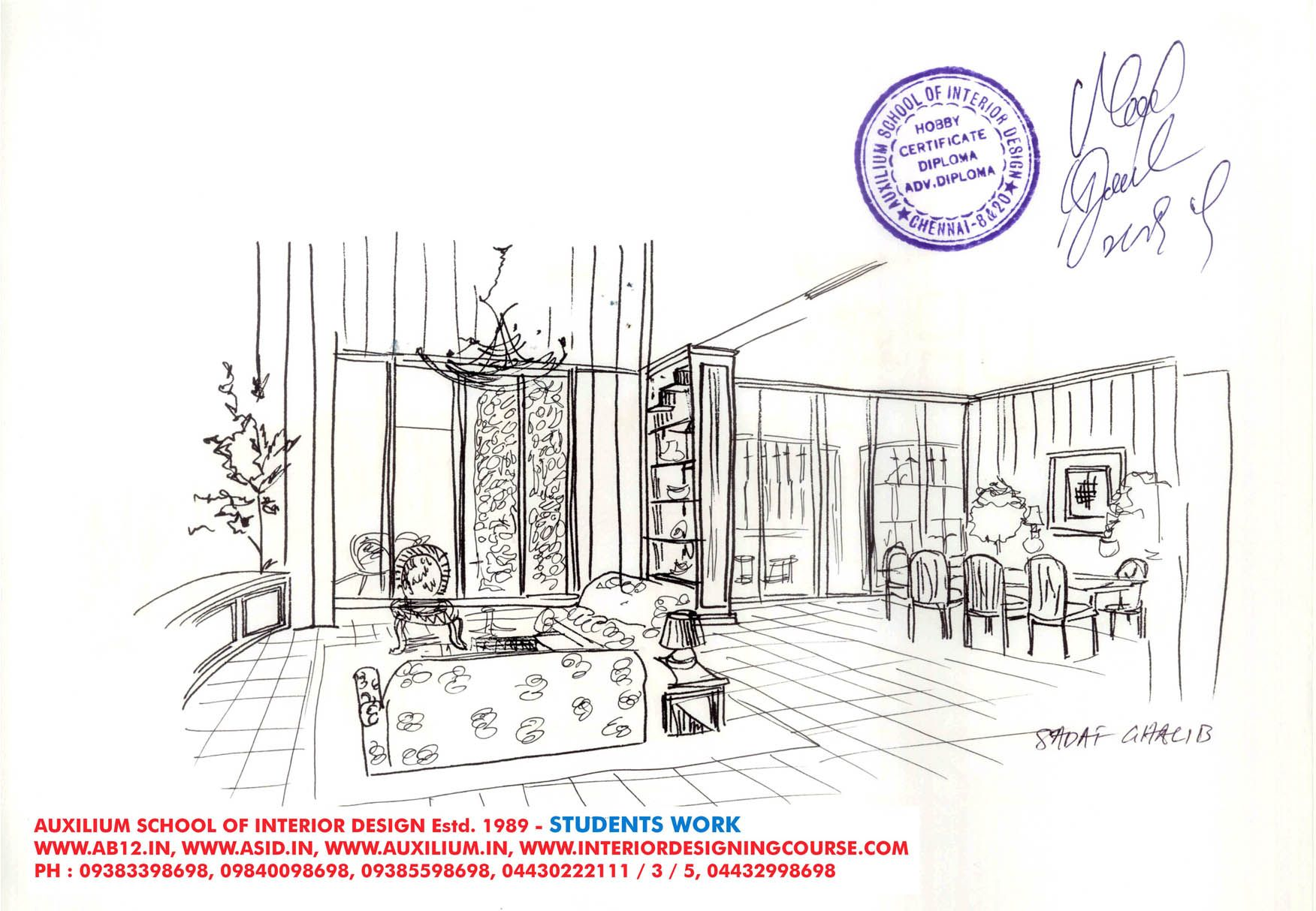Interior Design Courses In Amsterdam Interior Design Course In Kolkata Psoriasisguru