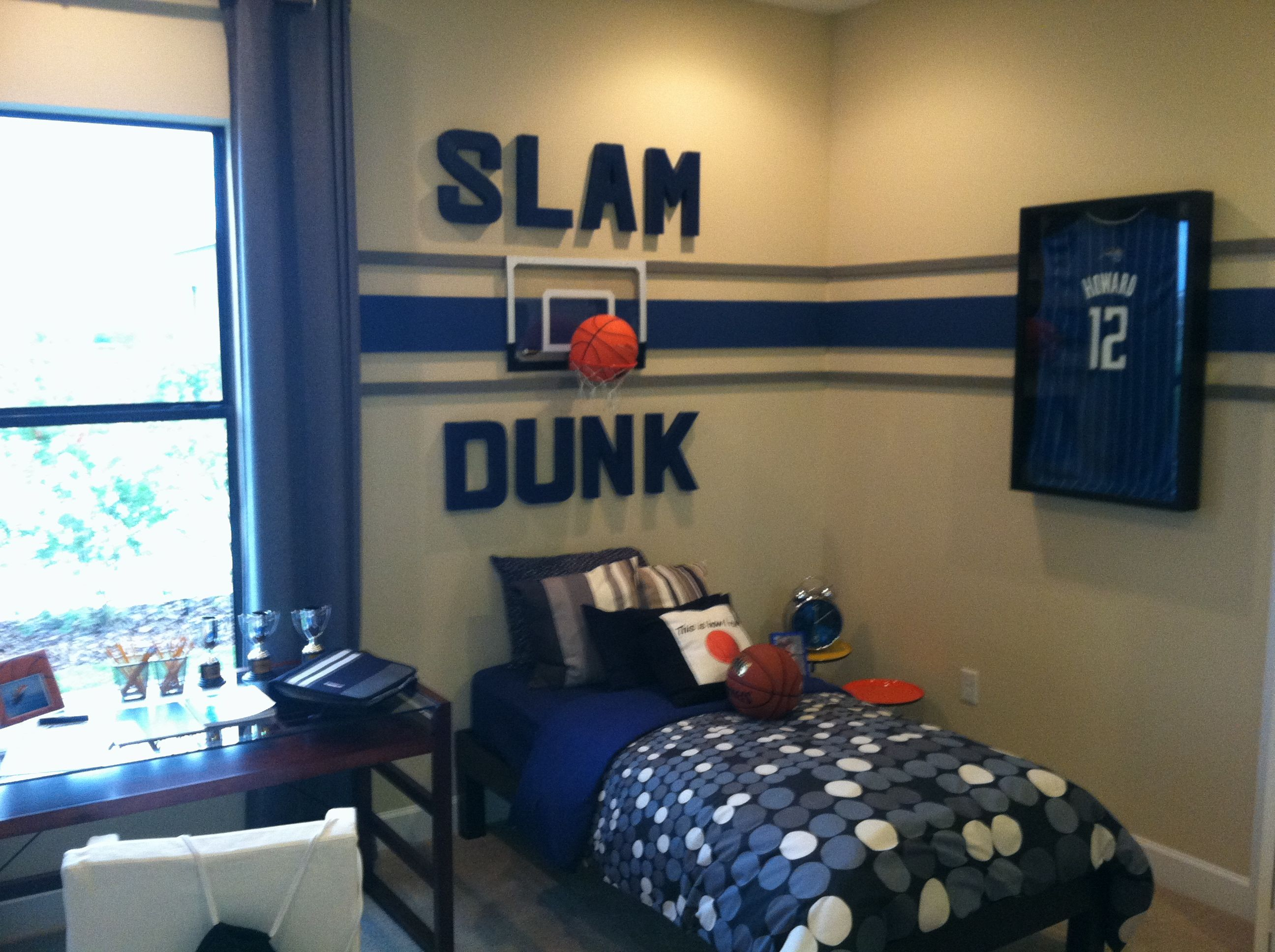 Fun sports themed bedroom designs for kids more