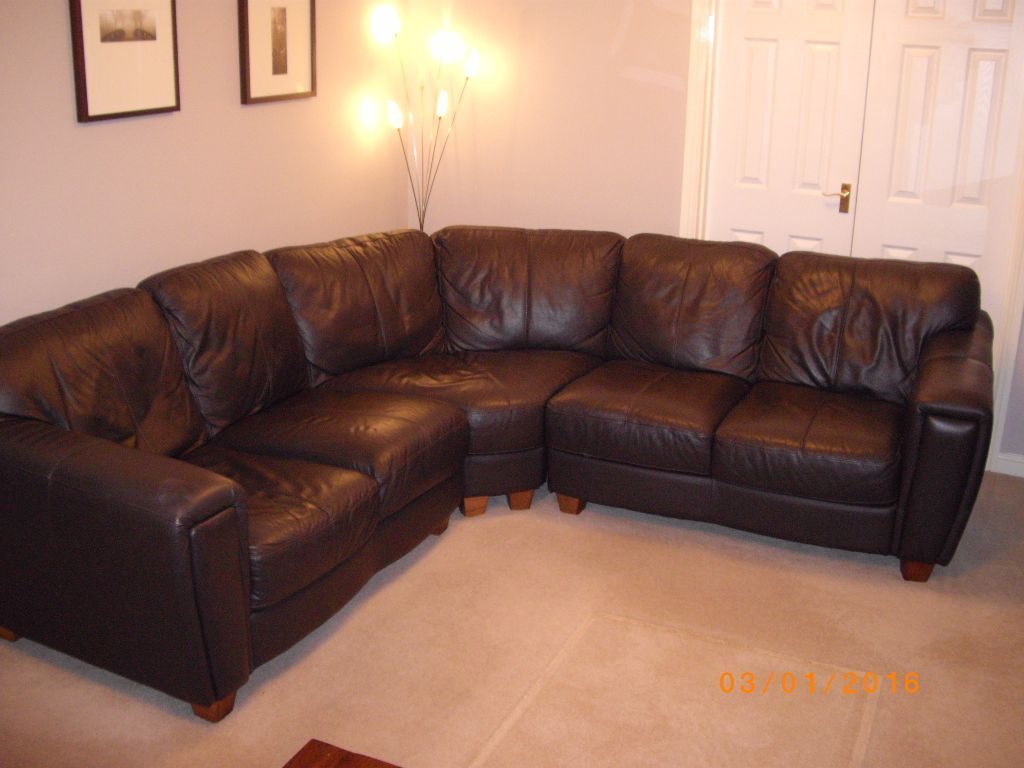Sofas For Sale Gumtree Northern Ireland Dfs Brown Leather 5 Seater Corner Sofa On Gumtree. Dfs
