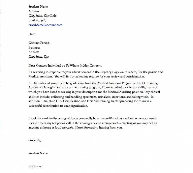 Medical Assistant Resume Cover Letter - Medical Assistant Resume - medical biller resume