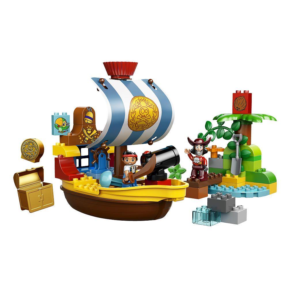 bucky pirate ship disney jr cardboard cutout high quality