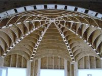 brick groin vault - Google Search | vaulted ceiling ...