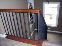 Photo Gallery: Residential: Interior Railings | Rails and ...