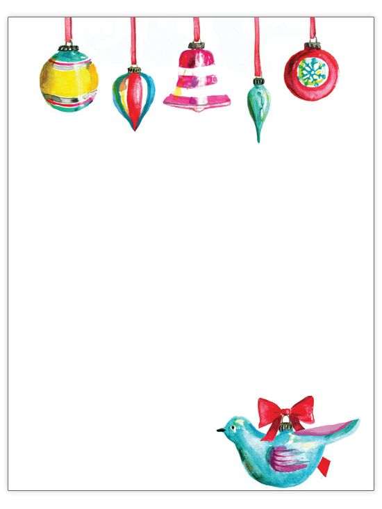 Free Christmas Letter Templates Christmas letters, Christmas - christmas letterhead templates word