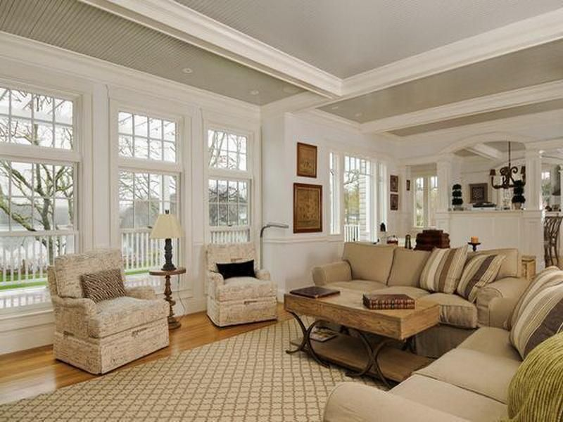 cottage living room decor Cottage Style Decorating Ideas for - cottage living room ideas