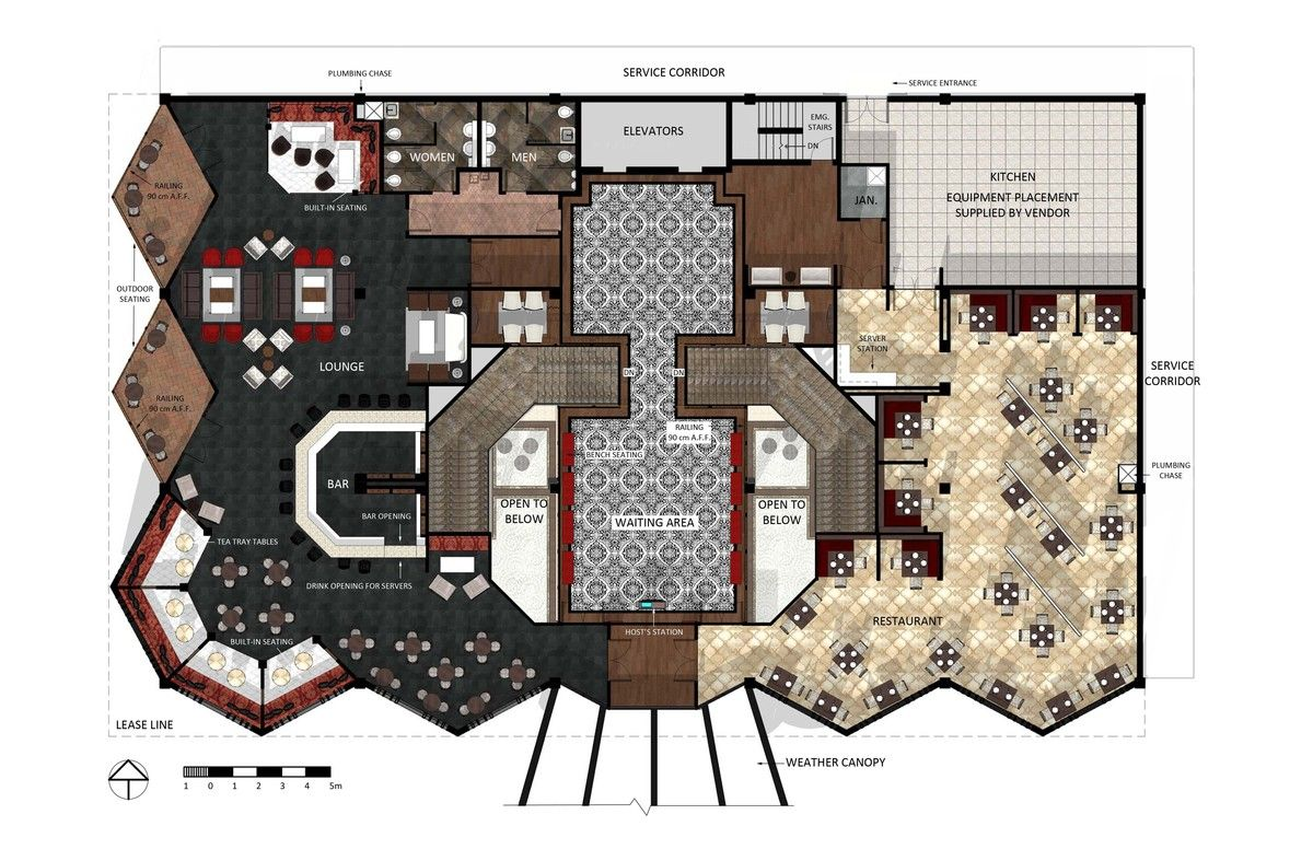 Hotel lobby floor plan design architecture pinterest hotel lobby