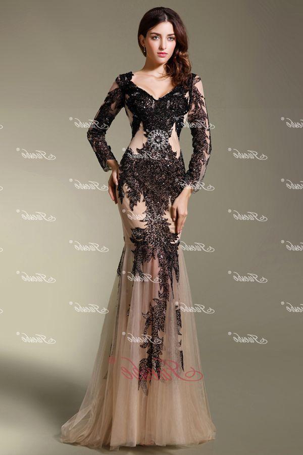 Long Evening Dresses In Uk