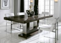 Interesting Modern Dining Table | Dining Room | Pinterest ...