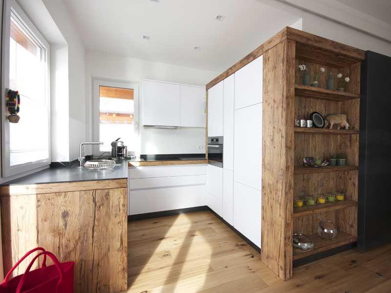 Bildergebnis für u küchen modern Kitchen Pinterest Küche - moderne kuchen weiss holz