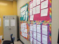 High School English Classroom Organization: each class ...