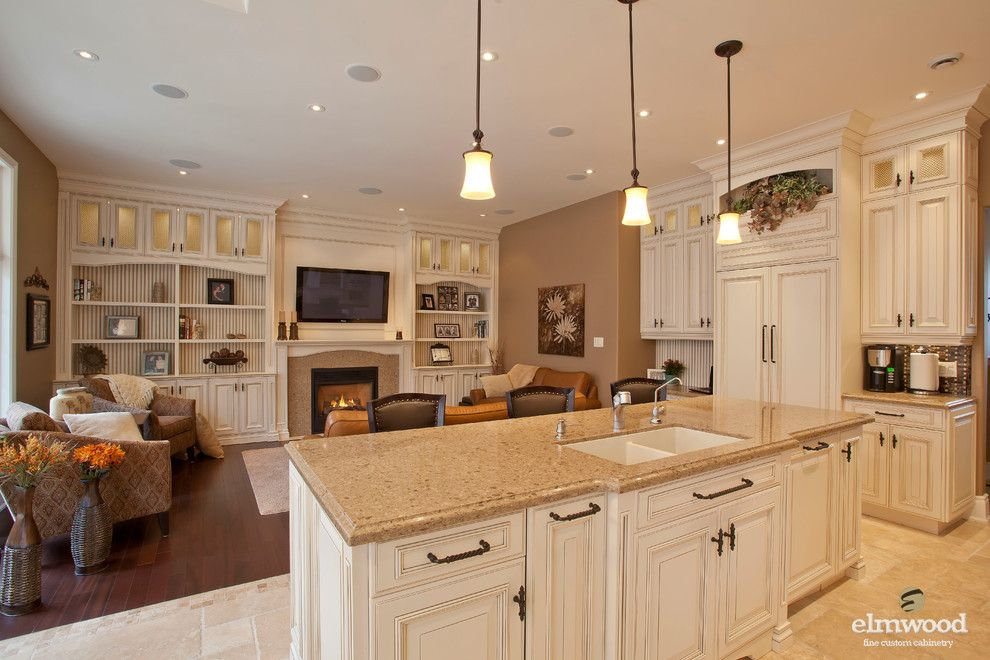 open kitchen living room designs not my kitchen but you get the - open concept living room
