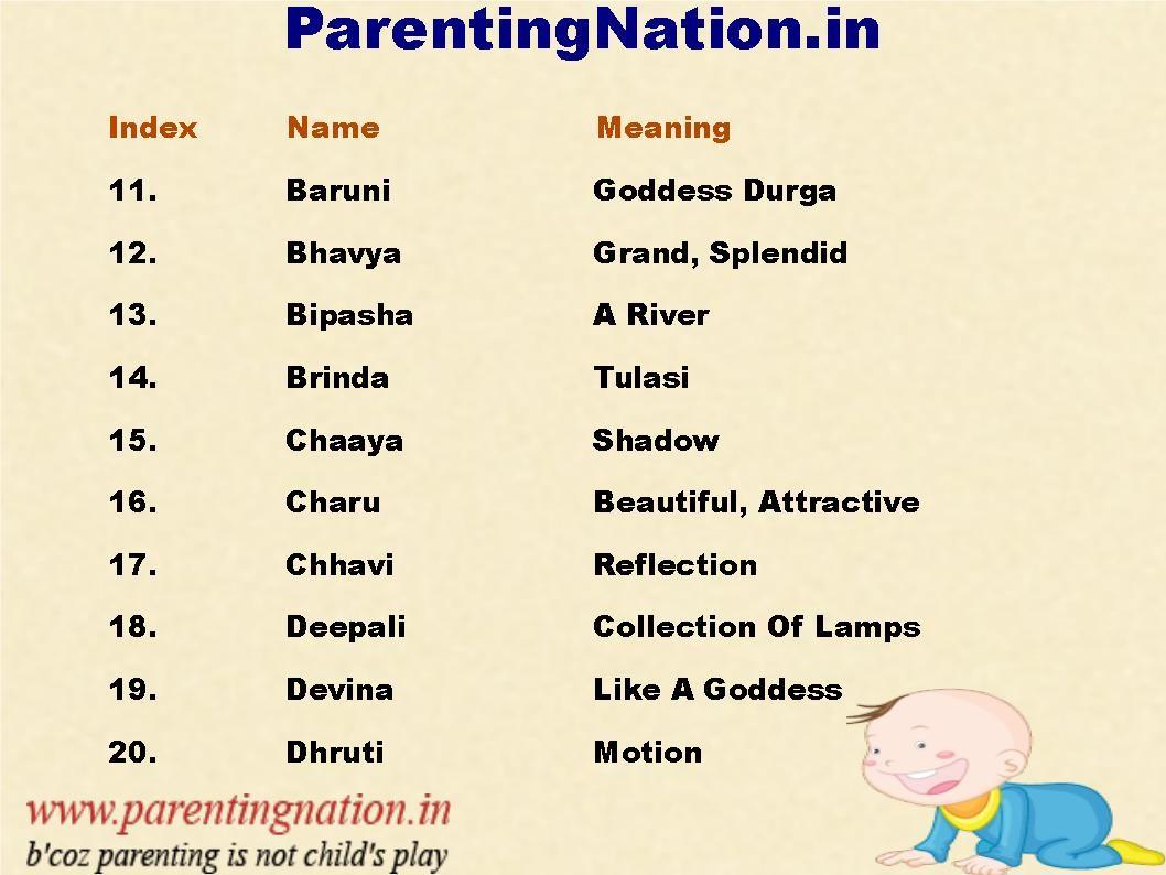 Description Meaning Punjabi