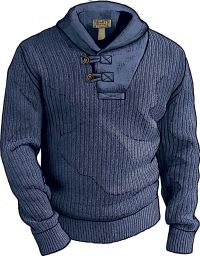 Men's Shawl Collar Sweater | Fella | Pinterest | Shawl ...