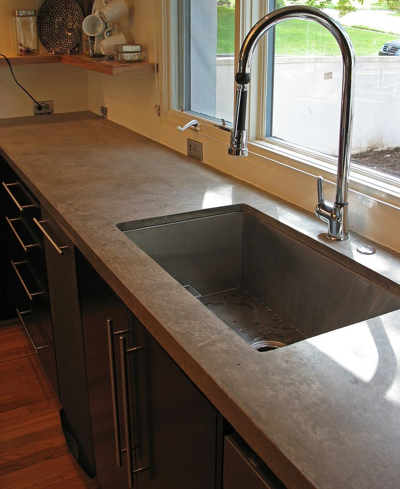 average cost of concrete countertops cost of kitchen countertops 17 Best Ideas About Concrete Countertops Cost On Pinterest Diy