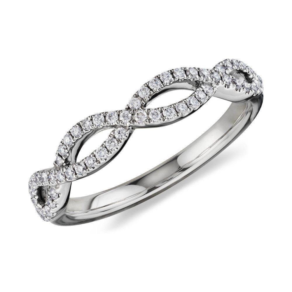 wedding rings jewelry infinity twist wedding band Download