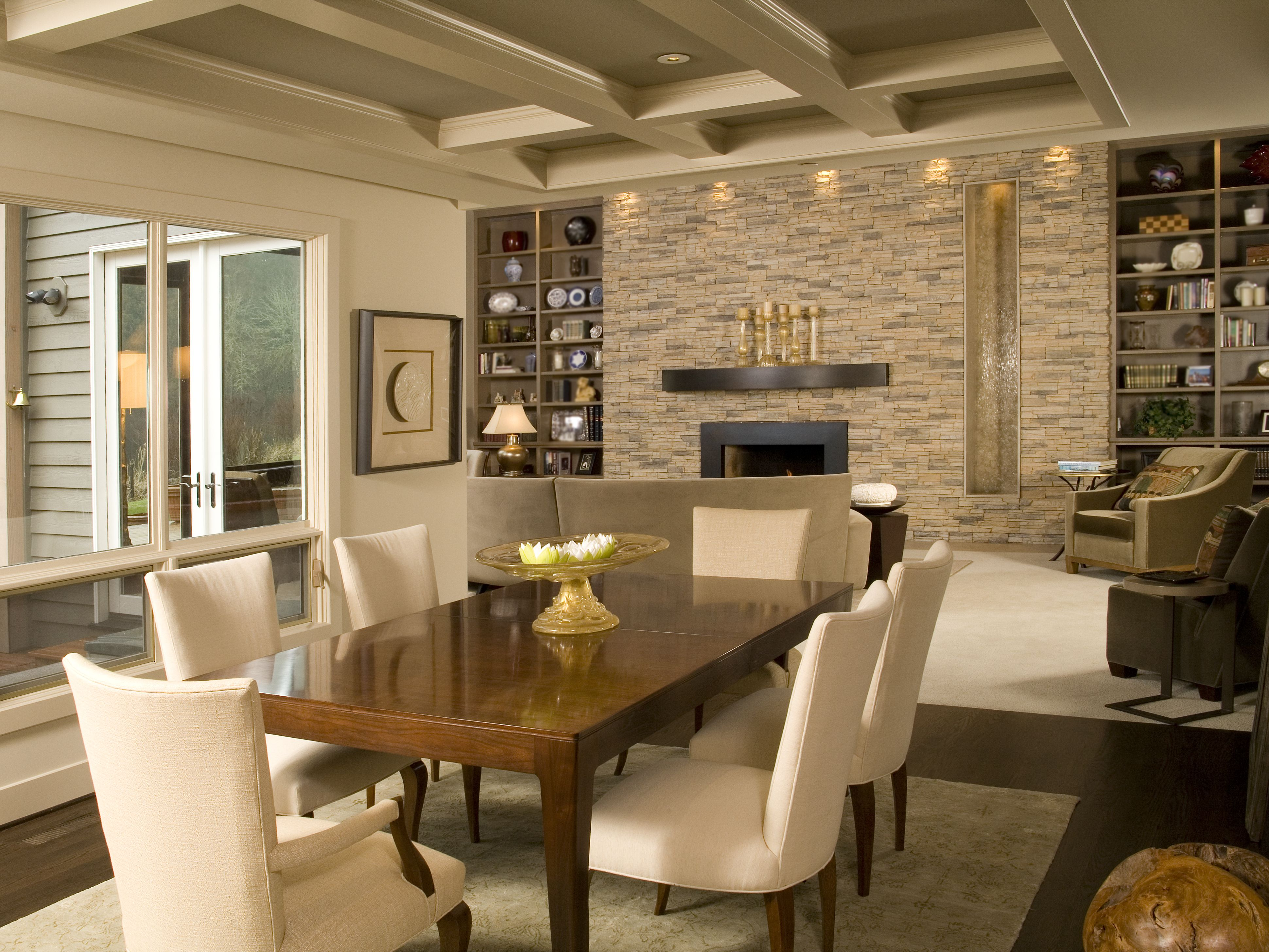 Accent Stone Wall Eldorado Stone Accent Walls Alderwood Stacked Stone