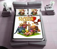 Clash Of Clans BEDROOM SET blanket and pillowcase ideas ...