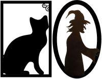 halloween decorations | ... Ideas: Framed Creepy ...