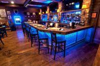 LED Lighted Back Bar Display & Under Bar LED Lighting ...