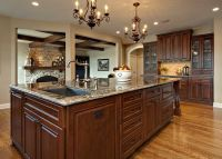 Mission Style Kitchen Cabinets With Faucet Design | dream ...