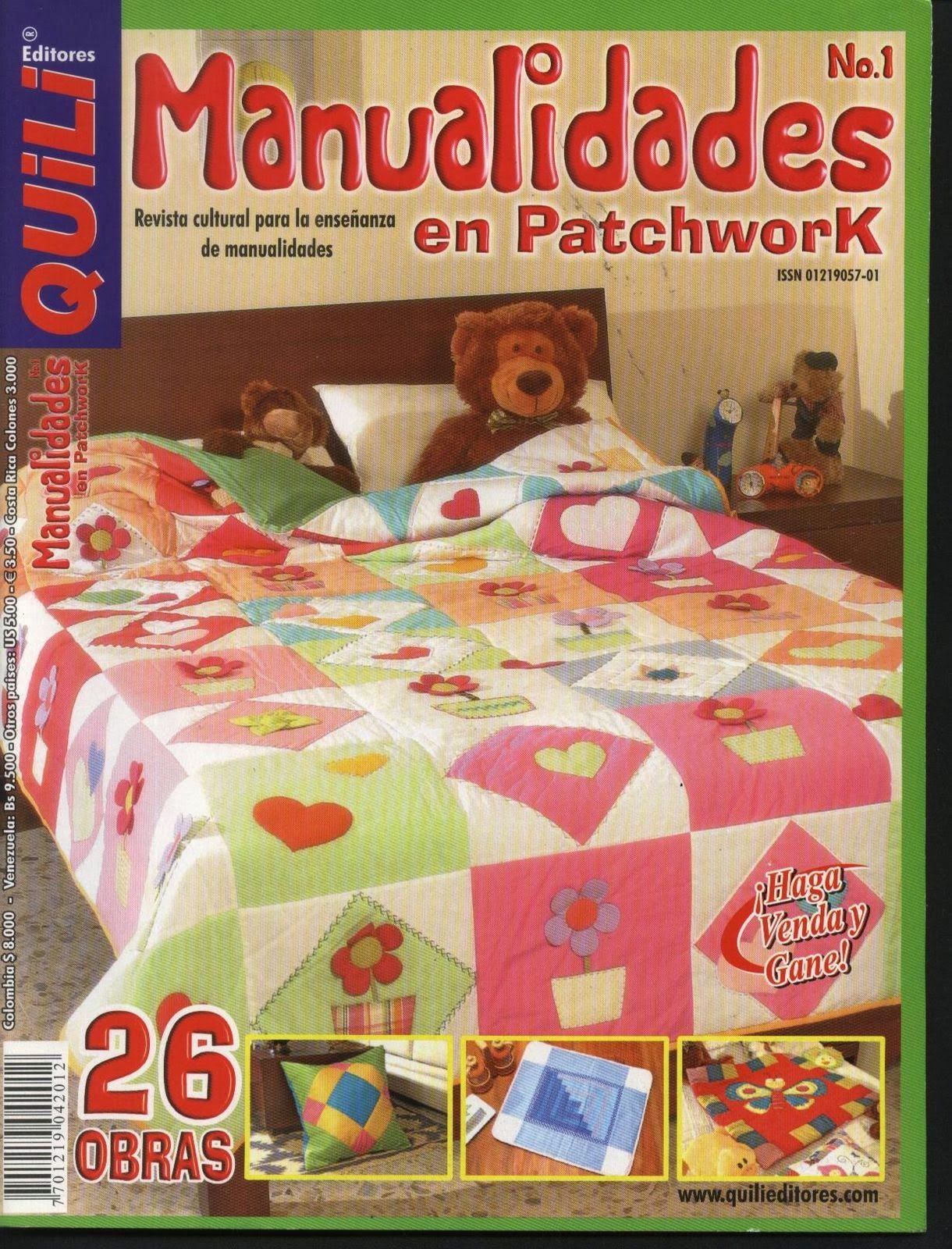 Libros Costura Revista De Patchwork Gratis Quilting Y Patch Pinterest