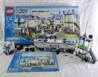 Lego City Police Command Center Building Toy 7743 Box ...