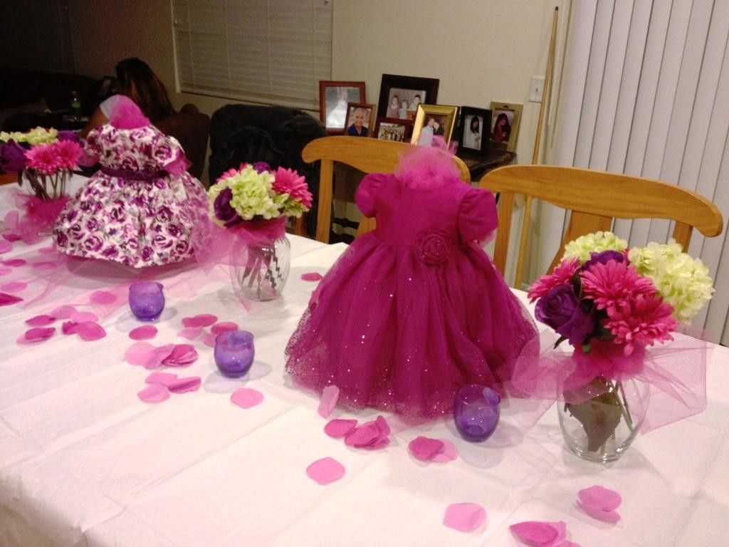 Baby Shower Centerpieces For Tables