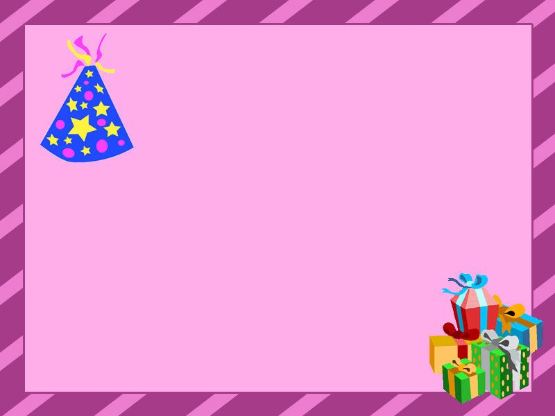 kids birthday card templates are great for all parties not just - birthday card template