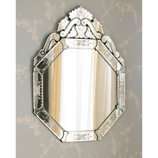 Vasari Mirror ($495) ❤ liked on Polyvore featuring home, home - home decor mirrors