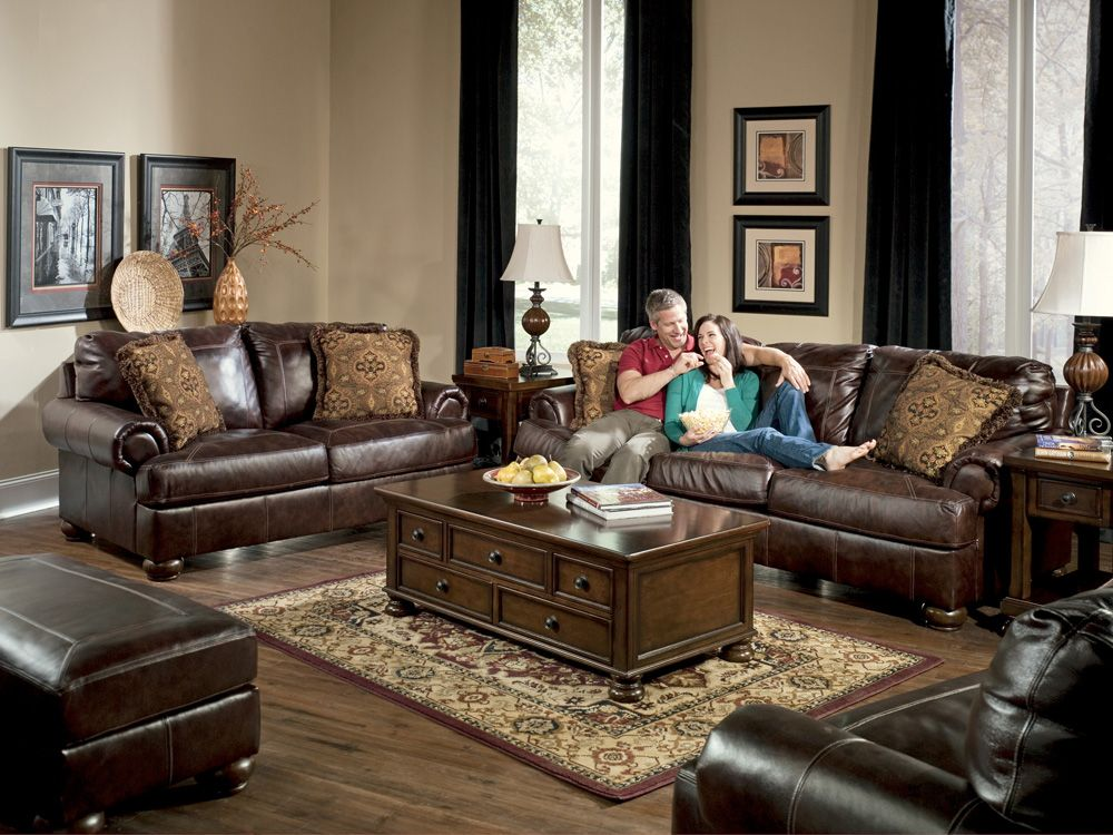 Living Rooms with Dark Brown Leather Couches Axiom Leather Sofa - brown leather couch living room