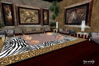 jungle themed rooms for adults | Jungle Theme Room Dcor ...