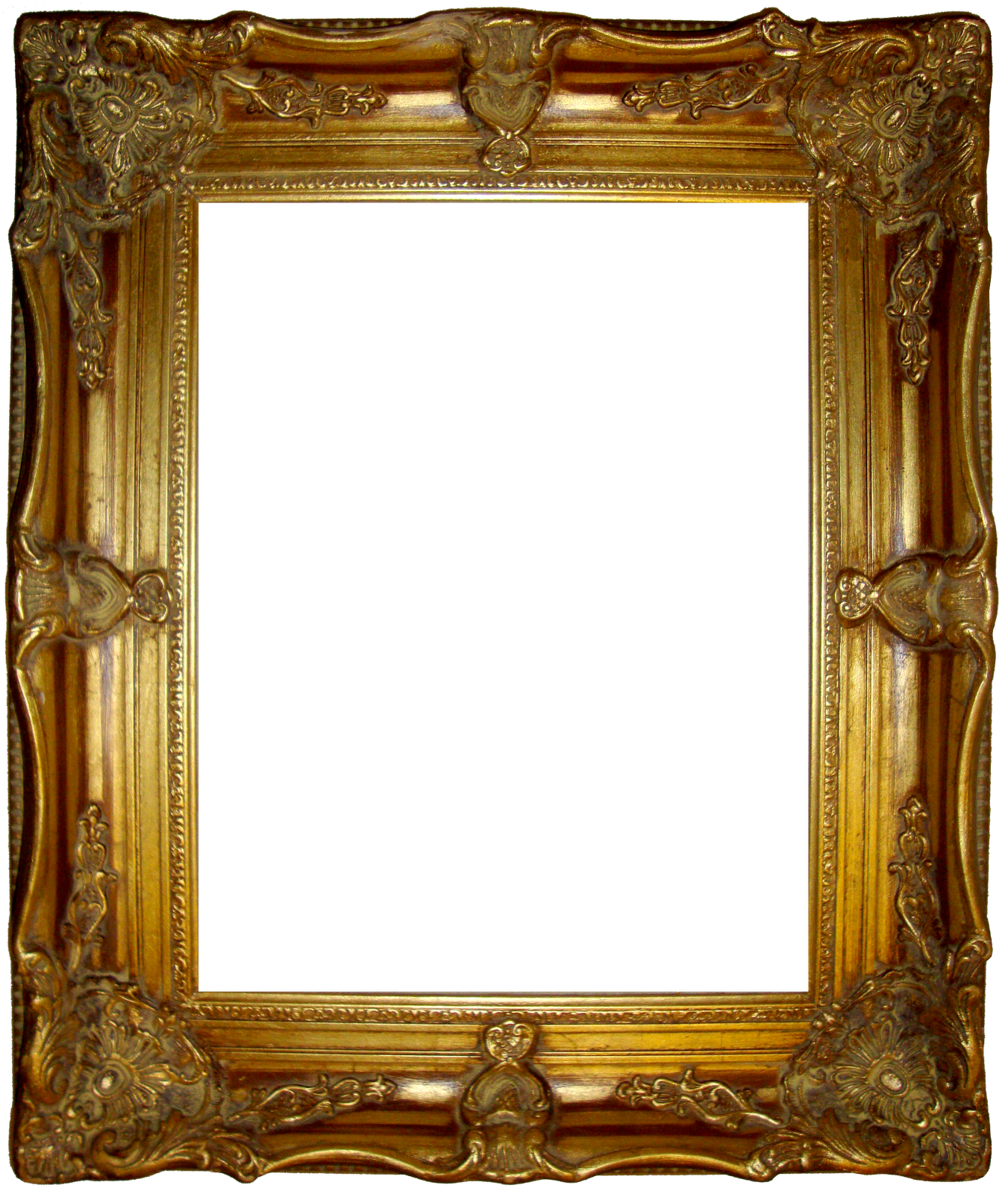 Frames Online 13 Free Digital Scrapbooking Antique Ornate Photo Frames