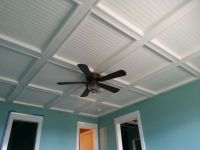 Basement ceiling redo coming soon | Ceiling ideas ...