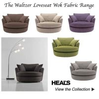 Cuddler Swivel Sofa Chair Furniture Splash Online Uk Scs ...