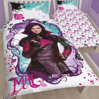 Disney Descendants Single Duvet Cover Bed Set Liv & Maddie ...