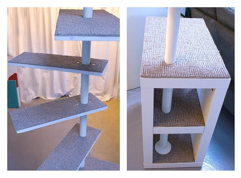 Ikea Cat Tree Ikea Hackers: Stolmen Cat Tree. Ok, I Don't Even Have A