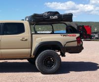 2016+ Tacoma (3rd Gen) Excursion Bed Rack | C4 Fabrication ...