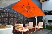 Use Cantilever Patio Umbrella For Your Outdoor And Garden ...