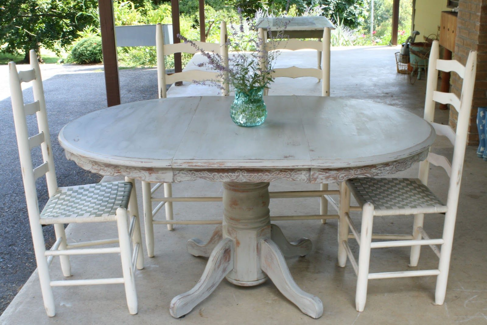 Diy 8 Person Dining Table Primitive And Proper Weathered Paris Gray Dining Table How