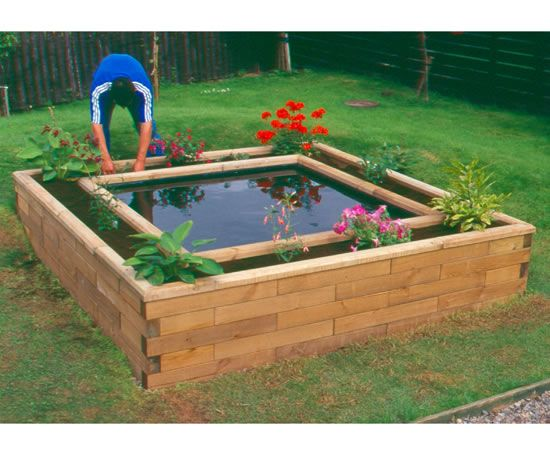 raised garden beds designs WoodBlocX™ raised beds, planters - raised bed garden designs