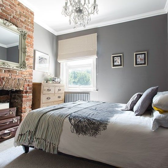 Grey bedroom ideas - from the super glam to the ultra modern - grey bedroom ideas
