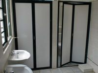 Aluminium Products | Bi-Fold Door | Bathroom | Pinterest ...