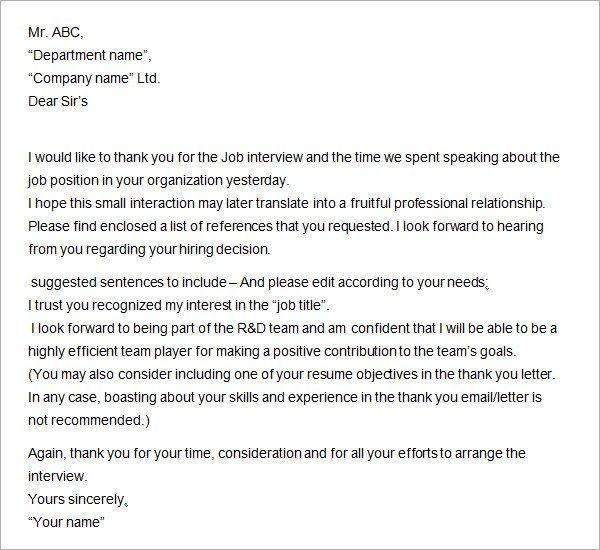 Letter Format Job Offer Job Offer Letter Sample For Employers - employment offer letters