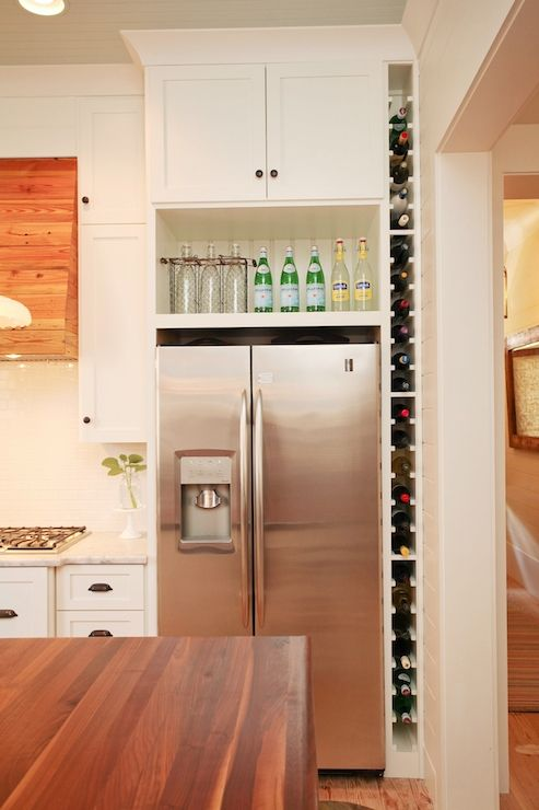 Range Bouteille Vertical Diy Wine Rack Designs With The Unique And Trendy Styles