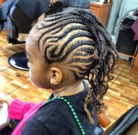 Little girls hair / braids/ protective hairstyle ...