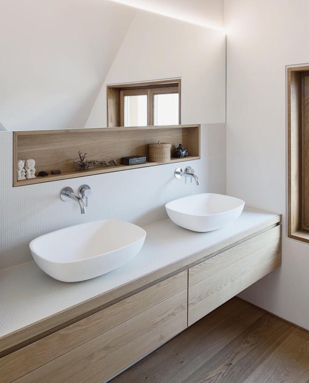 Japanisches Badezimmer Einrichten Timber Infused Japanese Bathroom Via Adesignersmind